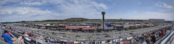World Wide Technology Raceway, secção: 27, fila: 47, lugar: 1