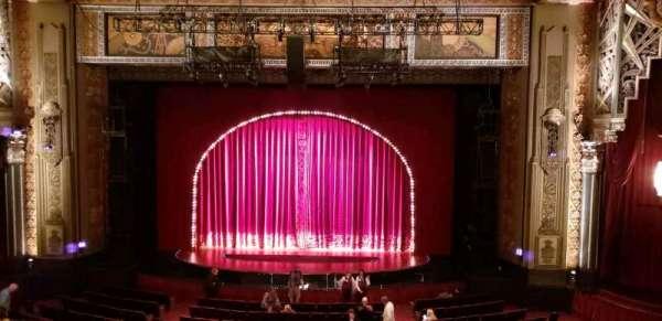 Hollywood Pantages Theatre, secção: Mezzanine C, fila: C, lugar: 103