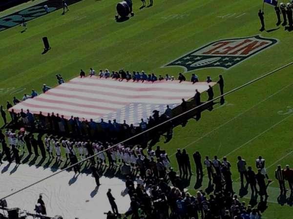 Bank of America Stadium, secção: 509, fila: wc, lugar: 1