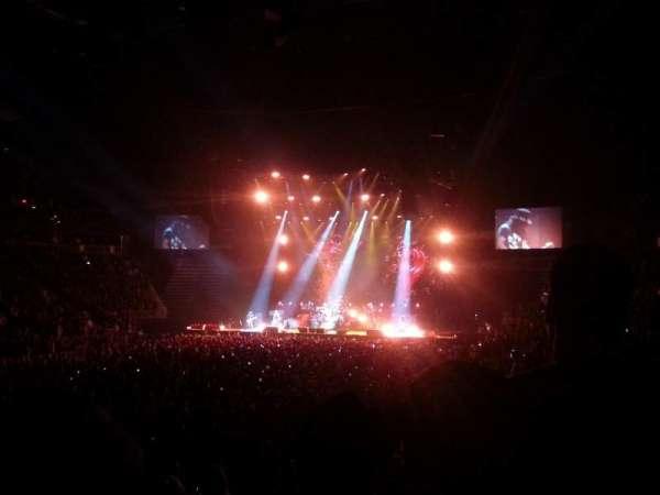 T-Mobile Arena, secção: 13, fila: J, lugar: 7
