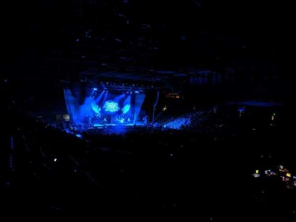 Budweiser Events Center, secção: N, fila: 17, lugar: 21