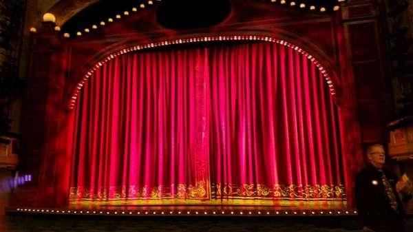 Shubert Theatre, secção: Orchestra-Center, fila: N, lugar: 102