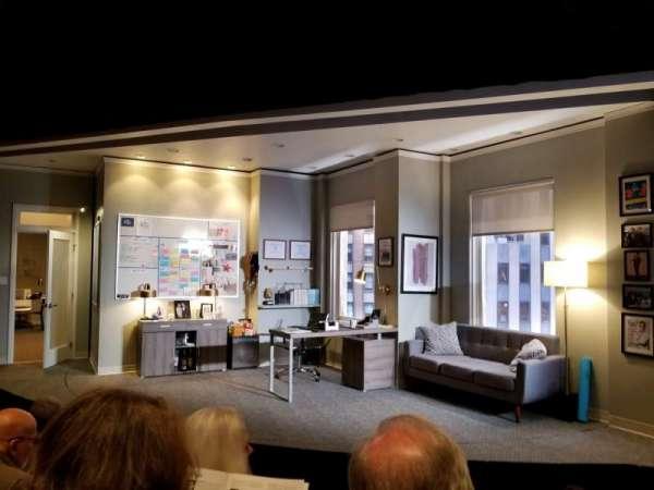 Kirk Douglas Theatre, secção: Main, fila: D, lugar: 115
