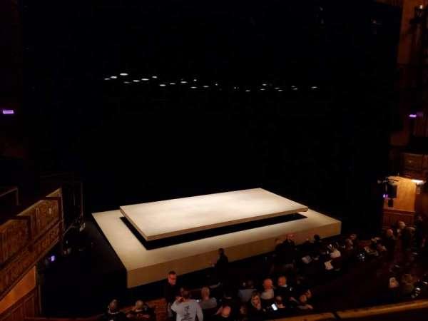 Ethel Barrymore Theatre, secção: Front Mezzanine L, fila: A, lugar: 11