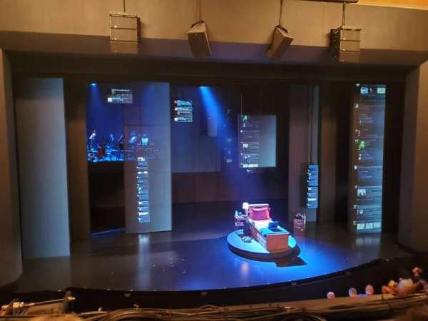 Music Box Theatre, secção: Mezzanine C, fila: B, lugar: 113