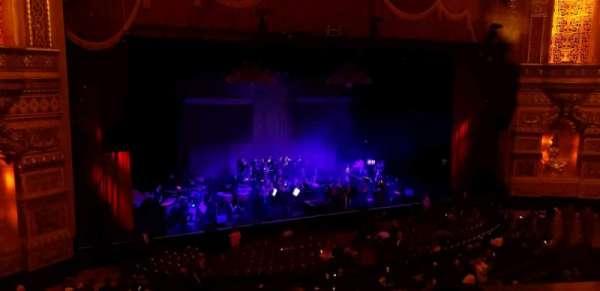 Fox Theatre (Detroit), secção: M3, fila: AA, lugar: 301