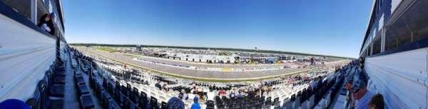 Pocono Raceway, secção: France Tower, fila: 235, lugar: 14