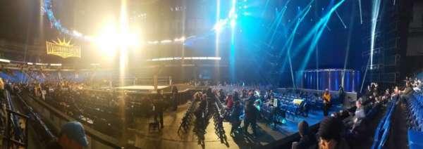 Mohegan Sun Arena at Casey Plaza, secção: 103, fila: C, lugar: 16