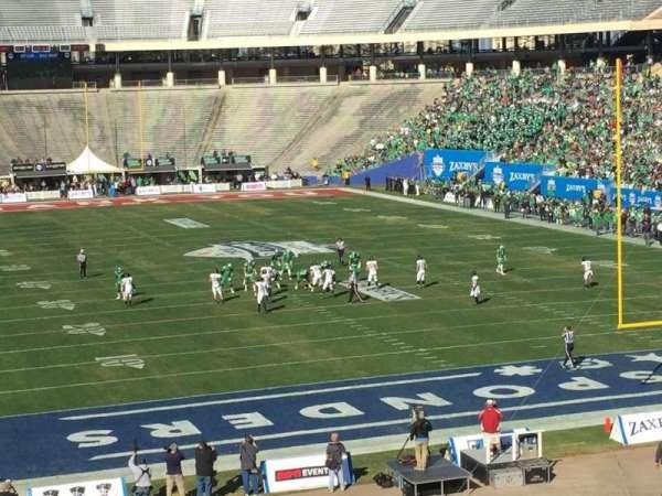 Cotton Bowl, secção: 35, fila: 44, lugar: 9