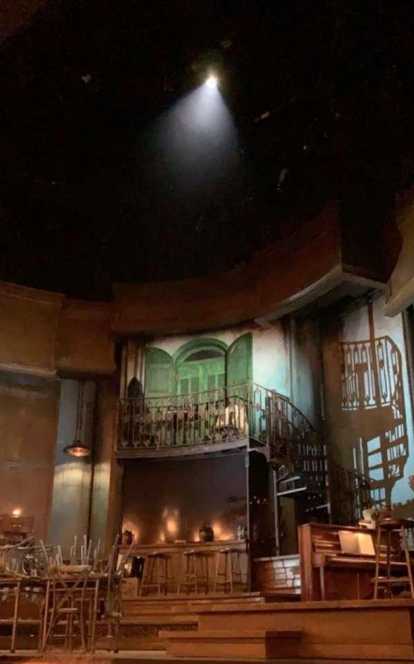Walter Kerr Theatre, secção: Orchestra R, fila: E, lugar: 8
