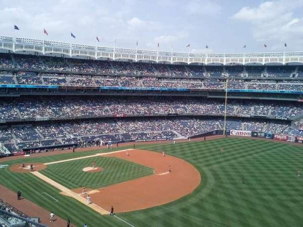 Yankee Stadium, secção: 311, fila: 2, lugar: 3