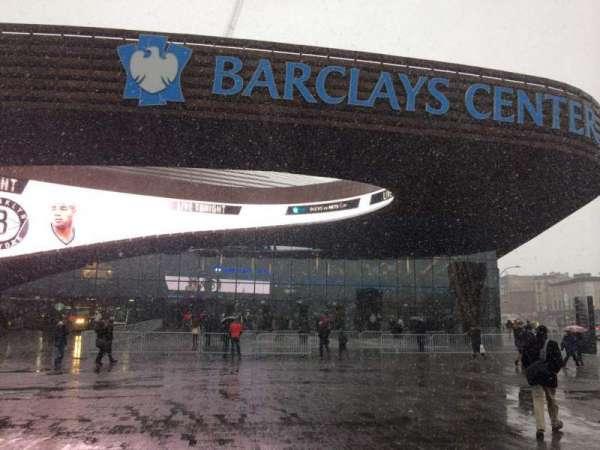 Barclays Center, secção: Main Entrance