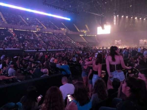 Nassau Veterans Memorial Coliseum, secção: 5, fila: 3, lugar: 5