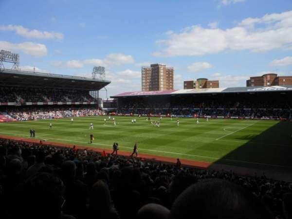 Boleyn Ground, secção: Block AL4, fila: CC, lugar: 74