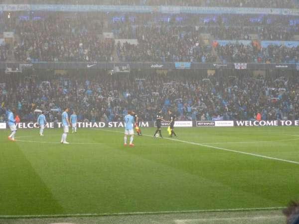 Etihad Stadium (Manchester), secção: 127, fila: E, lugar: 743