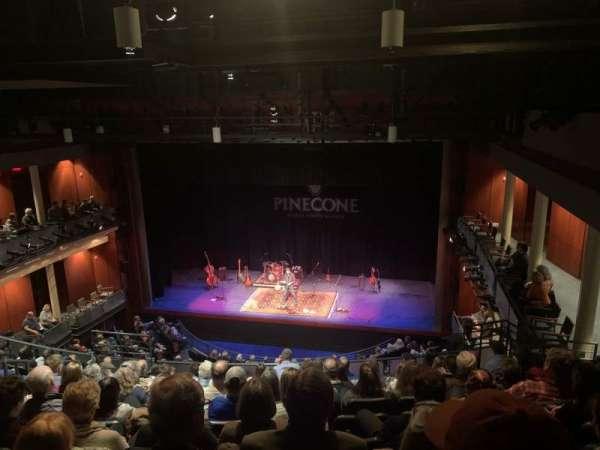 A.J. Fletcher Opera Theater, secção: E, fila: J, lugar: 204