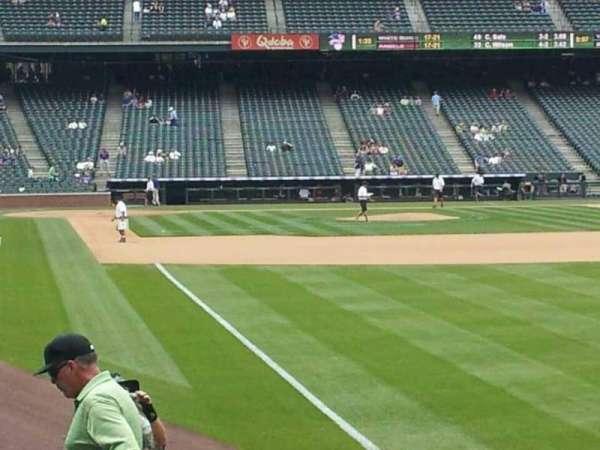 Coors Field, secção: 111, fila: 14, lugar: 5