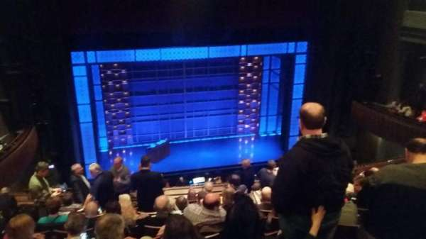 Stephen Sondheim Theatre, secção: Mezzanine C, fila: HH
