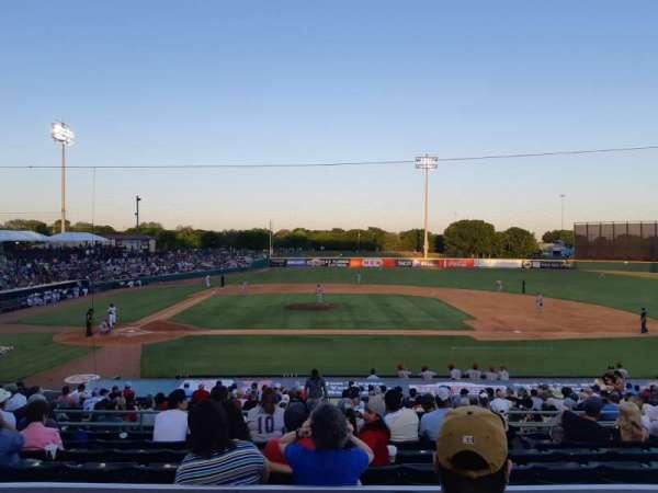 Nelson W. Wolff Municipal Stadium, secção: 208, fila: S, lugar: 6