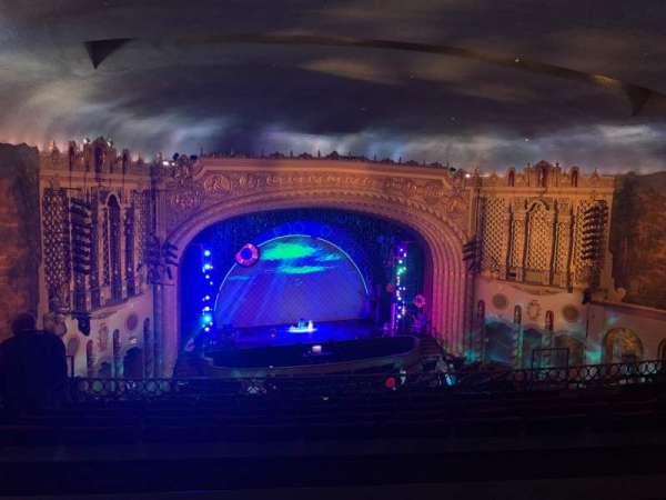 Orpheum Theatre (Phoenix), secção: Balcony C, fila: 7, lugar: 12