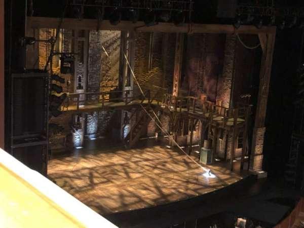 Au-Rene Theatre at the Broward Center, secção: Mezzanine Box B, lugar: 1-5
