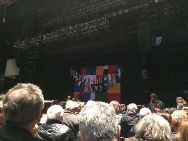 Luna Park (Buenos Aires), secção: Platea, fila: 17, lugar: 2