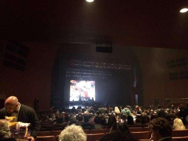 Teatro Gran Rex, secção: Platea, fila: 26, lugar: I25