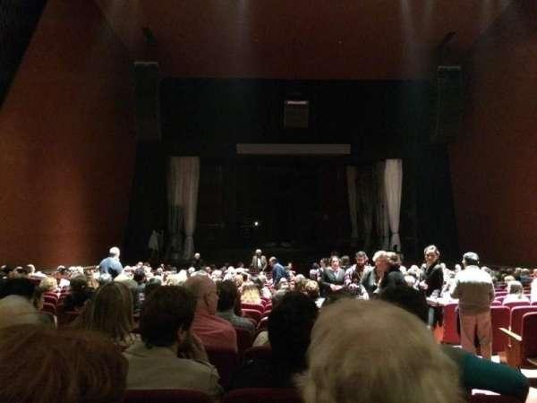 Teatro Coliseo, secção: Platea, fila: 20, lugar: 3