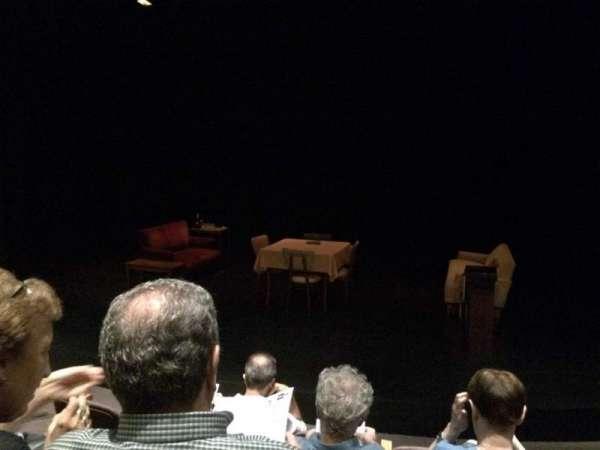 Teatro Picadero, secção: Main, fila: 4, lugar: 17
