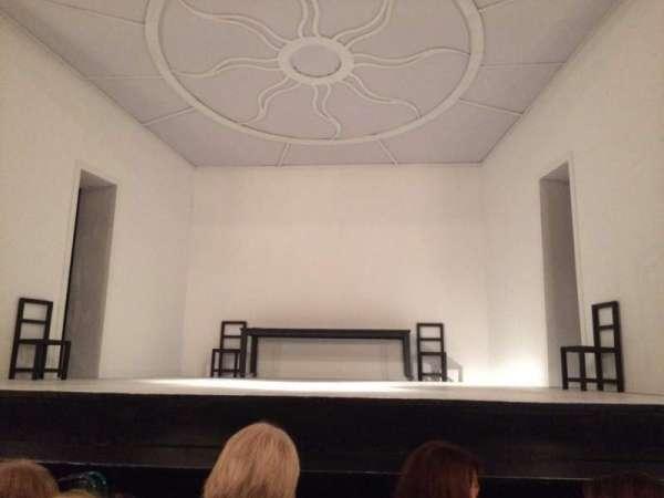 Teatro Regina, secção: Main, fila: 3, lugar: 4
