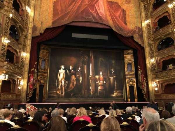 Teatro Colón, secção: Main, lugar: 383