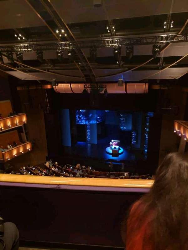 Ahmanson Theatre, secção: Balcony, fila: B, lugar: 12