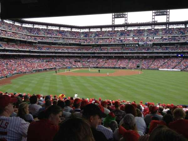 Citizens Bank Park, secção: 104