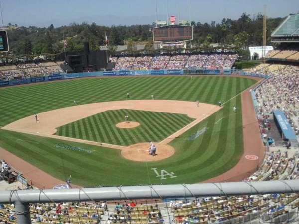 Dodger Stadium, secção: 3rs, fila: b, lugar: 15