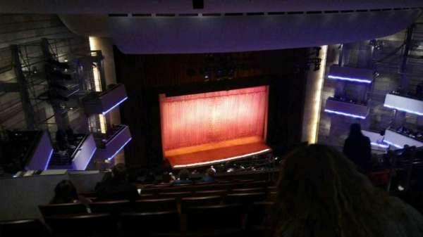 The Buell Theatre, secção: Balcony-D, fila: L, lugar: 307