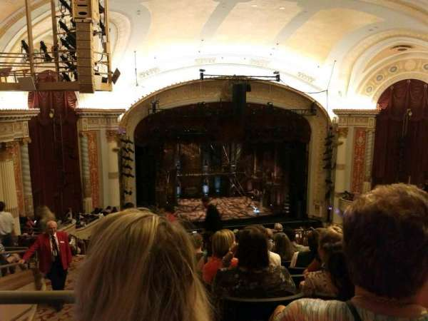 KeyBank State Theatre, secção: Mezzanine, fila: N, lugar: 506