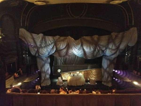 Majestic Theatre, secção: RMezz, fila: A, lugar: 101