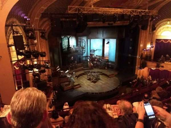 Walter Kerr Theatre, secção: Mezzanine L, fila: H, lugar: 25