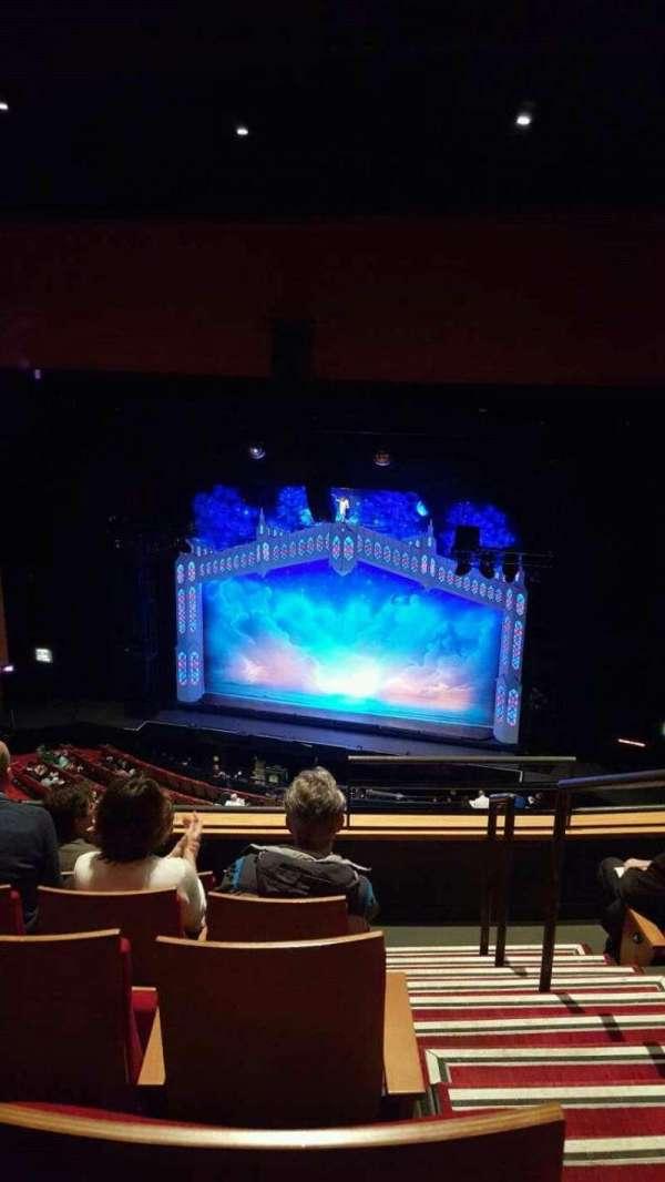 Durham Performing Arts Center , secção: Balcony 9, fila: E, lugar: 101