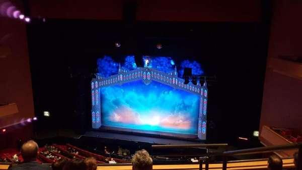 Durham Performing Arts Center, secção: Balcony 9, fila: E, lugar: 101
