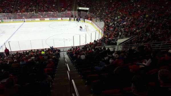 PNC Arena, secção: 101, fila: all, lugar: all