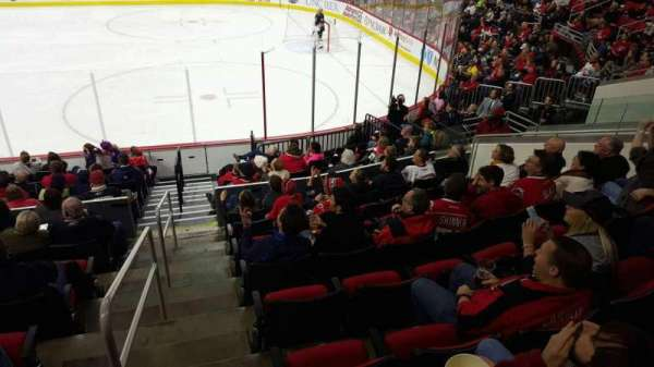 PNC Arena, secção: 101, fila: all lower, lugar: all lower