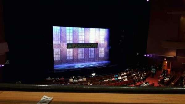 Durham Performing Arts Center, secção: Grand Tier 5, fila: a, lugar: 305