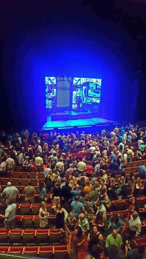 Durham Performing Arts Center, secção: Grand Tier 5, fila: a, lugar: 306