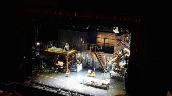 Durham Performing Arts Center, secção: 10, fila: B, lugar: 213