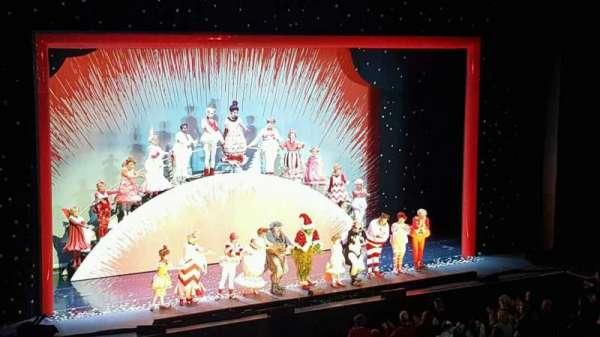 Durham Performing Arts Center, secção: Grand Tier 5, fila: A, lugar: 311