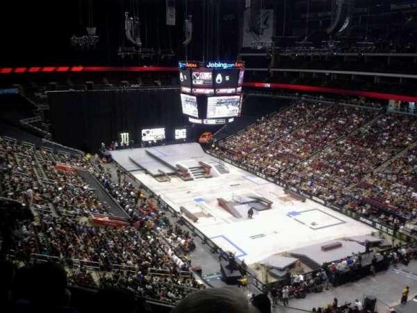 Gila River Arena, secção: 226, fila: E, lugar: 11