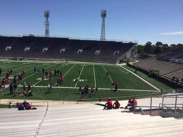 Ladd Peebles Stadium, secção: C, fila: 31, lugar: 14