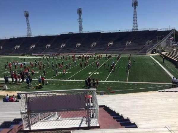 Ladd Peebles Stadium, secção: B, fila: 31, lugar: 31