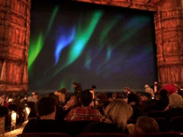 St. James Theatre, secção: Orchestra Centre, fila: K, lugar: 115